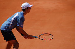 Thomas Bellucci at French Open 2008 Stock Photos