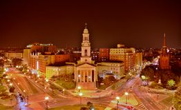 Thomas Circle Stock Images