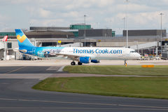 Thomas Cook 757 Images stock