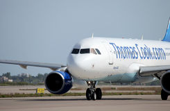 Thomas Cook Airlines Stock Images
