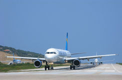 Thomas Cook airlines Stock Photography