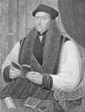 Thomas Cranmer Royalty Free Stock Photography