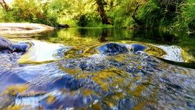 Thomas Creek stock foto