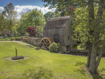 Thomas Dexter's Grist Mill, Sandwich, MA. USA Royalty Free Stock Photography