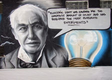 Thomas Edison Stock Photography