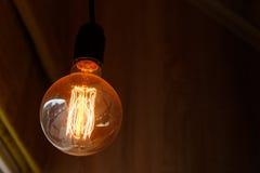 Thomas Edison Bulb Images libres de droits