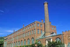Thomas Edison Labs på Edison National Historic Site i West Orange, NJ arkivbilder