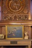Thomas Edison National Historical Park bevarar Thomas Edison laboratorium royaltyfria bilder