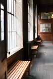 Thomas Edison National Historical Park bevarar Thomas Edison laboratorium fotografering för bildbyråer