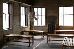 Thomas Edison National Historical Park-het laboratorium van domeinenthomas edison royalty-vrije stock afbeelding