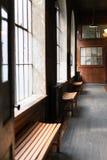 Thomas Edison National Historical Park-het laboratorium van domeinenthomas edison stock afbeelding