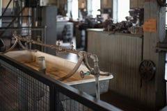 Thomas Edison National Historical Park preserva o laboratório de Thomas Edison imagens de stock