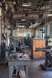 Thomas Edison National Historical Park sylter royaltyfri fotografi