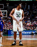 Thomas Hamilton, Celtics de Boston Image libre de droits
