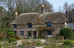 Thomas Hardy födelseort, högre Bockhampton, Dorset Arkivbild