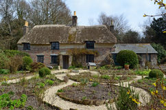 Thomas Hardy's Birthplace, Higher Bockhampton, Dorset Stock Photos