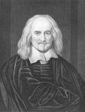 Thomas Hobbes royalty free illustration