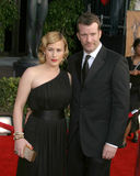 Thomas Jane,Patricia Arquette Royalty Free Stock Images