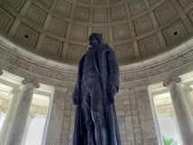 Thomas Jefferson Fotos de Stock