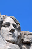 Thomas Jefferson closeup Royalty Free Stock Photography