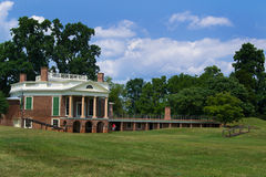 Thomas Jefferson - foresta del pioppo Immagini Stock Libere da Diritti