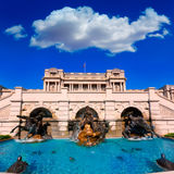 Thomas Jefferson Library of Congress Washington Royalty Free Stock Photography