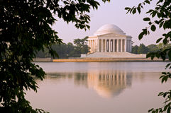Thomas Jefferson Memorial Royalty Free Stock Photos