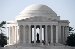 Thomas Jefferson Memorial Stock Fotografie