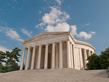 The Thomas Jefferson Memorial Stock Photos