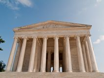 The Thomas Jefferson Memorial Royalty Free Stock Photography