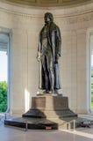Thomas Jefferson Memorial Arkivfoton