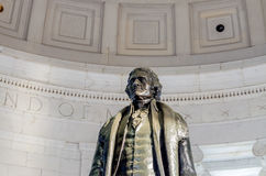 Thomas Jefferson Memorial Imagens de Stock Royalty Free
