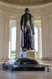 Thomas Jefferson Memorial Fotografia Stock Libera da Diritti