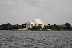 Thomas Jefferson Memorial Stock Photo