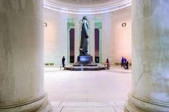 Thomas Jefferson Memorial Stock Foto's