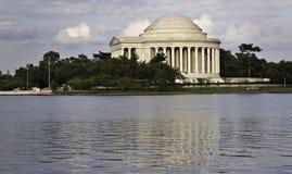 Thomas Jefferson Memorial, C.C. de Washington Imágenes de archivo libres de regalías