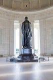 Thomas Jefferson Memorial dans le Washington DC, Etats-Unis Images libres de droits