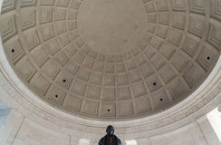 The Thomas Jefferson Memorial. In DC Stock Photo
