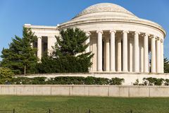 The Thomas Jefferson Memorial. In DC Royalty Free Stock Images