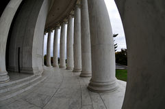 Thomas Jefferson Memorial Stock Photography