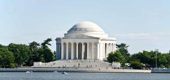 The Thomas Jefferson Memorial Stock Image