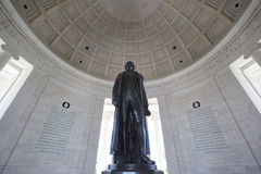 Thomas Jefferson memorial Royalty Free Stock Images