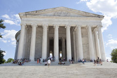 Thomas Jefferson Memorial Royalty Free Stock Photo