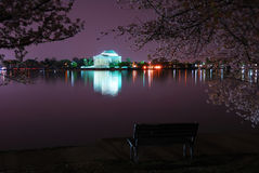 Thomas Jefferson Memorial, Washington DC Royalty-vrije Stock Fotografie