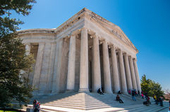 The Thomas Jefferson Memorial Royalty Free Stock Image