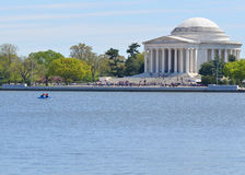 Thomas Jefferson Memorial, Washington DC Fotografie Stock