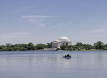 Thomas Jefferson memorial Washington DC Stock Images