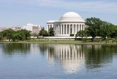 Thomas Jefferson memorial Washington DC Royalty Free Stock Photo