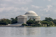 Thomas Jefferson memorial Washington DC Stock Image