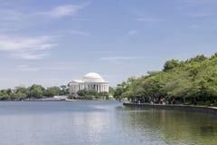 Thomas Jefferson memorial Washington DC Stock Photos